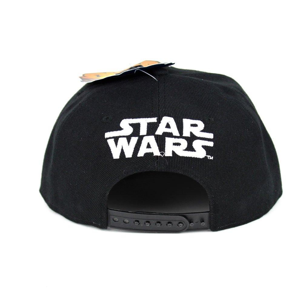 Star Wars Gorra De Béisbol para Hombre - Máscara de Darth Vader, Color Negro: Amazon.es: Deportes y aire libre
