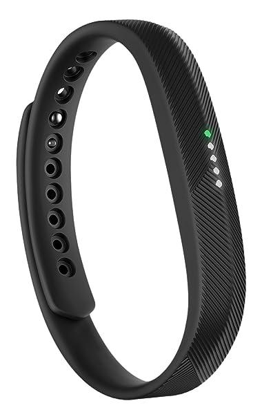 Fitbit Flex 2 Pulsera de Actividad física, Unisex, Negro, Talla única