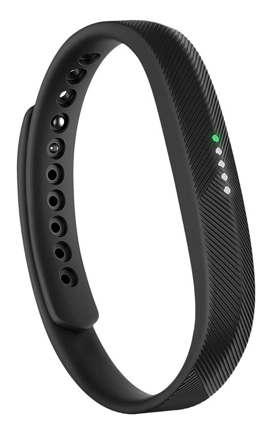 120 opinioni per Fitbit Flex 2, Braccialetto per Il Fitness Unisex-Adulto, Nero, Taglia Unica