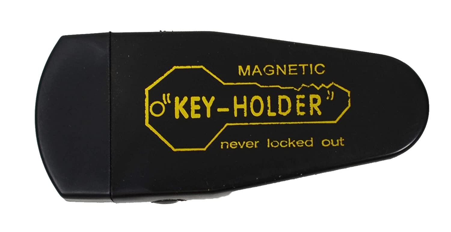 a5ea84a05a72 Amazon.com: Hide A Key Under Car Magnet Key Case Large Black: Everything  Else