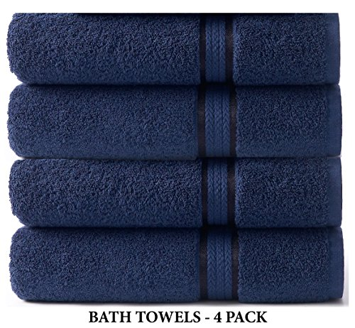 Cotton Craft Oversized Towels weighs product image