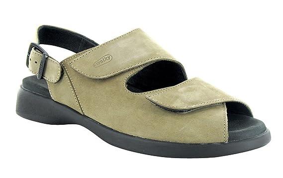 50% korting het meest geliefd nieuwe high Amazon.com: WOLKY Womens Sandals 617 Nimes Beige, Size-38 ...