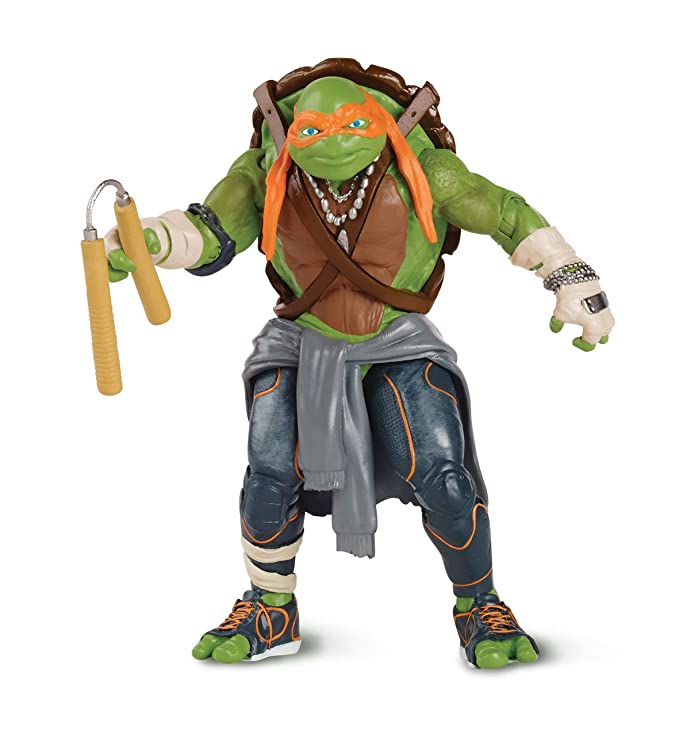 Desconocido Tortugas Ninja - Figura de acción Michelangelo ...