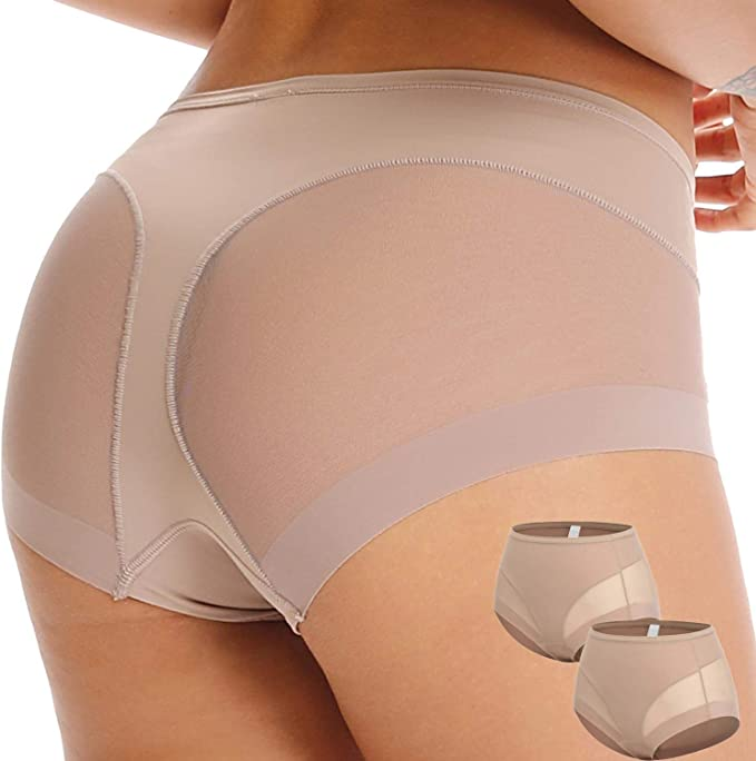 Seamless Invisible-Line High Waist Panty NO LINES Knickers