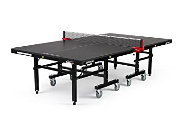 Killerpin MyT10 BlackPocket Table Tennis Table   Best Folding Table Tennis  Table With Amazing Pocket Addition