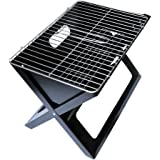 onlyfire Foldable and Portable Compact Notebook Charcoal BBQ X-grill