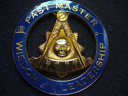 delux-past-master-wisdom-leadership-heavy-alloy-car-emblem