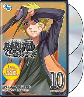 Amazon com: Naruto Shippuden: Set Nine: Various: Movies & TV