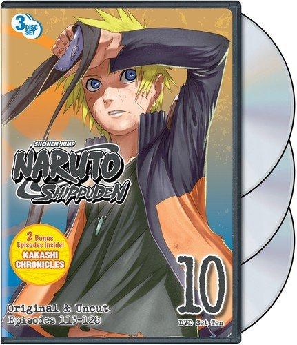 Naruto Shippuden: Set Ten