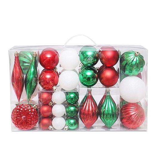 Bola de Navidad Chucherías de Las Decoraciones del árbol de ...