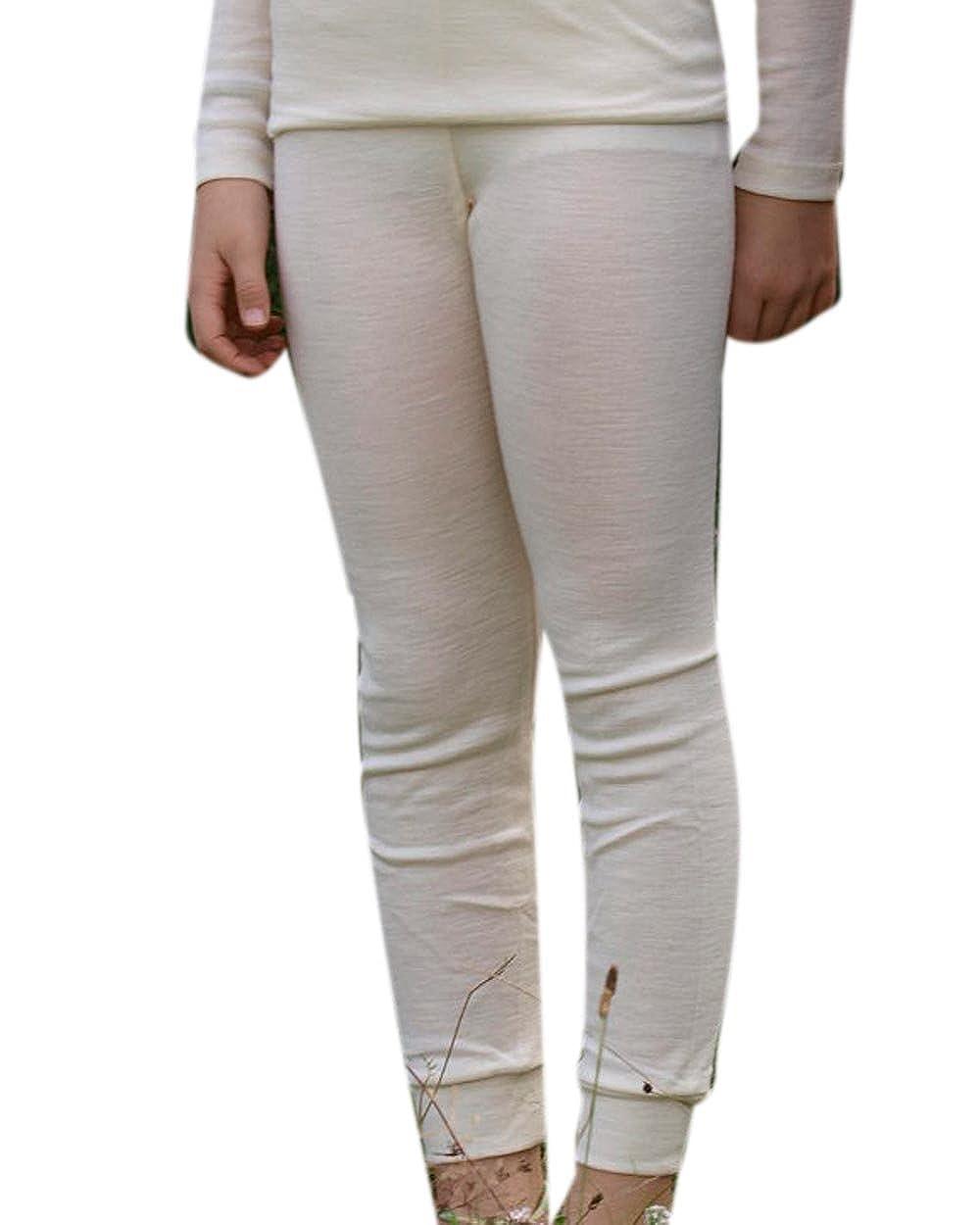 Engel Childrens 100/% Organic Merino Wool Long Johns