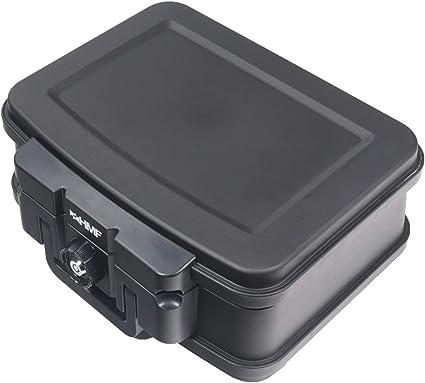 HMF 2504580 - Caja para documentos (ignífuga, resistente al agua ...