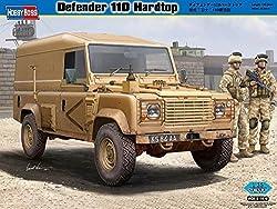 HobbyBoss 1/35 Land Rover Defender 110 Hardtop model kit by Hobbyboss by Hobbyboss