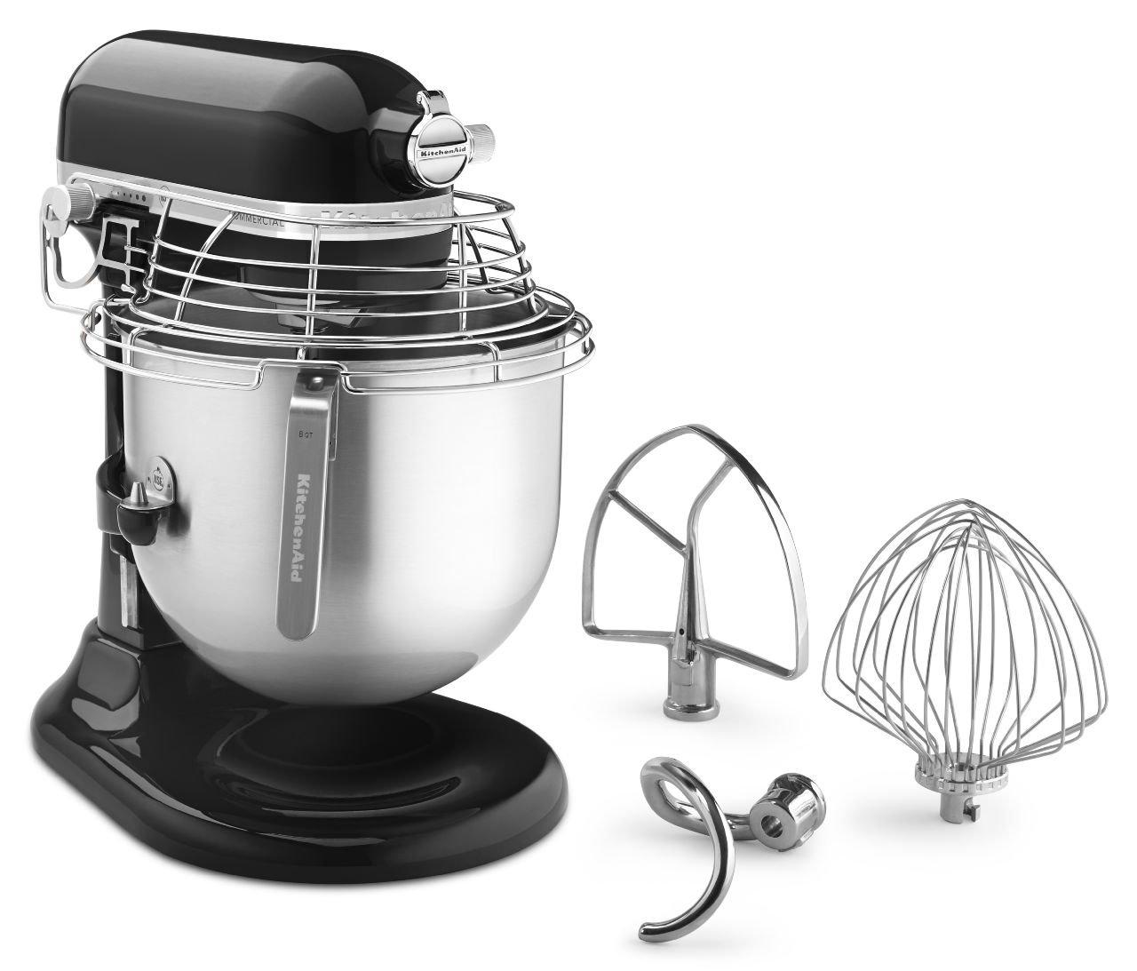 Kitchenaid Ksmc895ob Commercial 8qt Mixer Review