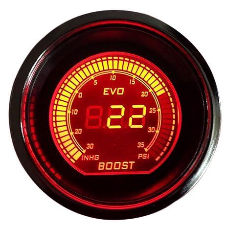Collegare il misuratore Turbo Boost