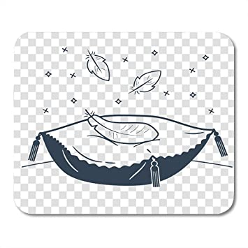 Almohadillas para mouse El cómodo concepto de cojín en forma ...