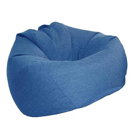 Amazon.com: LIBBS Bean Bag Sofa Chair,Lazy Sofa Bed High ...