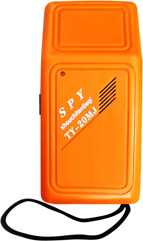 Mini detector de metales de alta sensibilidad
