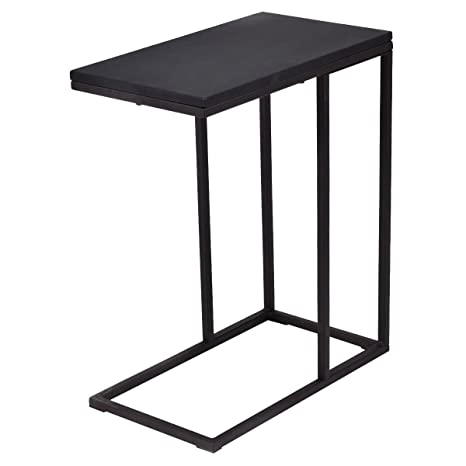 Amazon Com Coffee Tray Sofa End Table Ottoman Couch Console Stand
