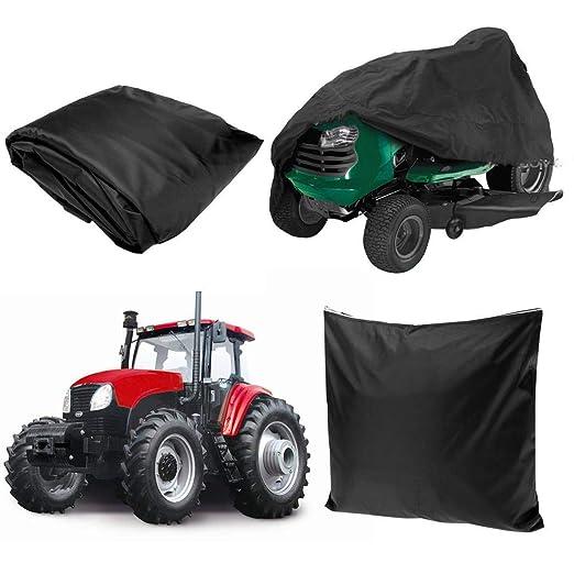 Fanxis - Funda para Tractor de jardín, Impermeable ...