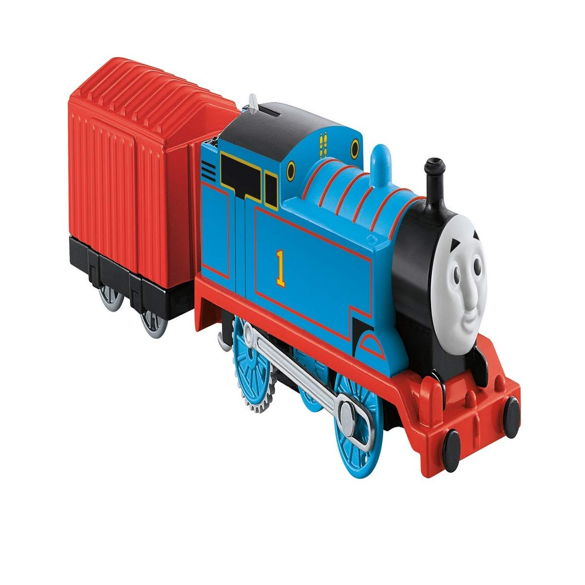 Fisher-Price Thomas & Friends TrackMaster, Motorized Thomas Engine by Thomas & Friends