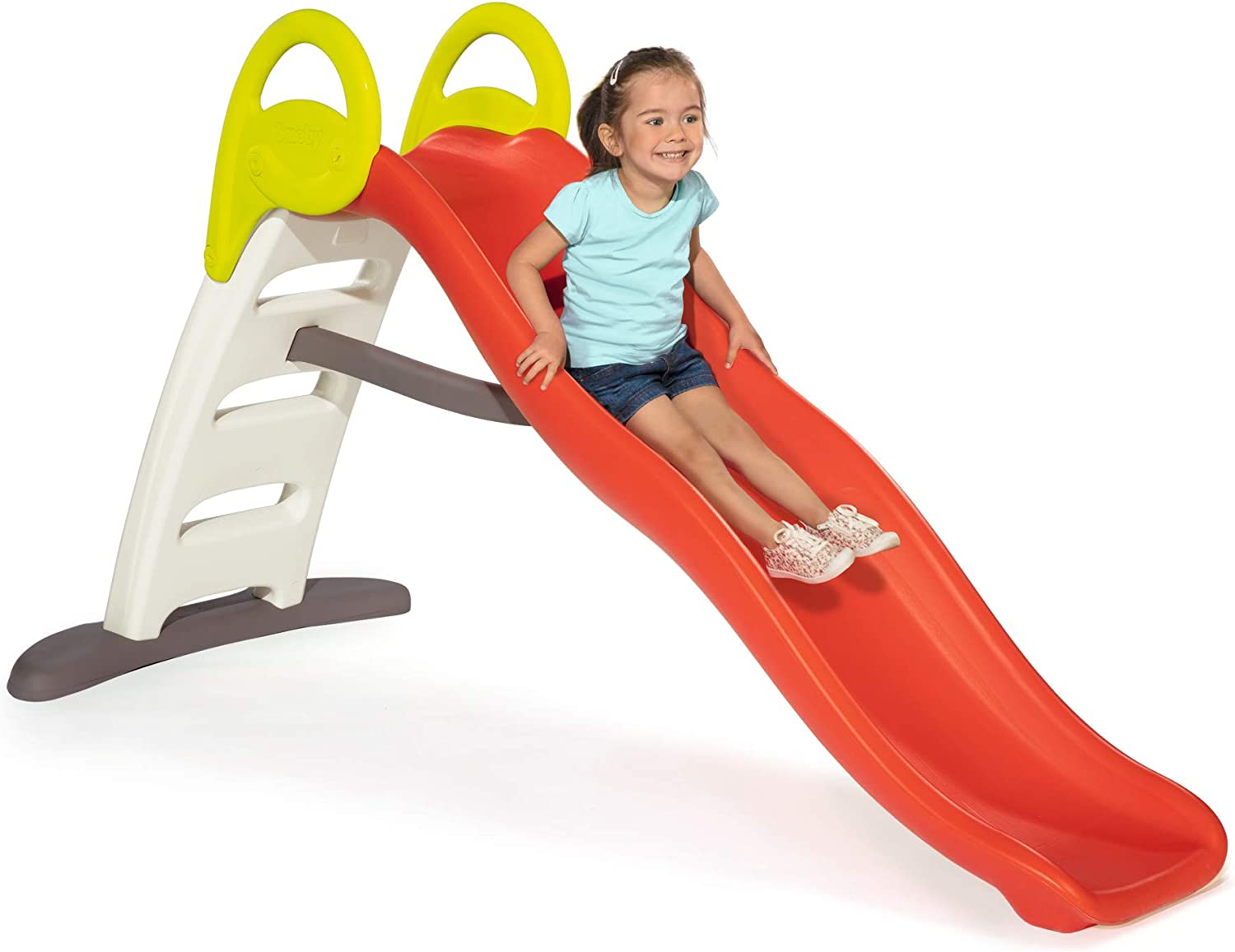 Smoby 7600820402 Funny Slide red