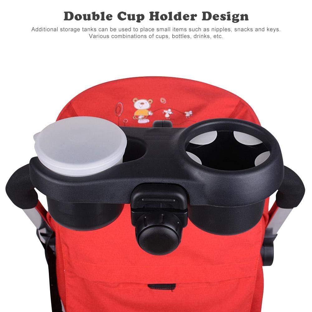 Coaste Stroller Cup Holder, Universal Baby Bottle Storage Box, Drink Beverage Coffee Cup Holder, Baby Bottle Organizer by Coaste (Image #7)