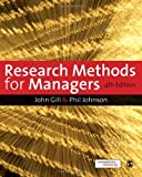 Research Methods for Managers 9781847870933