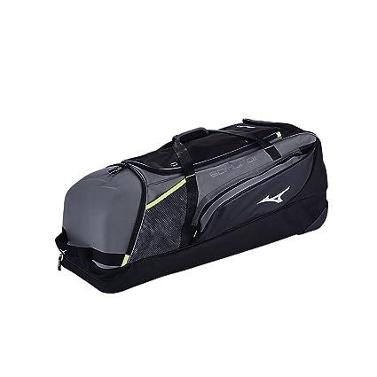 Amazoncom Mizuno 3602719290010000 Samurai Catchers Wheel Bag
