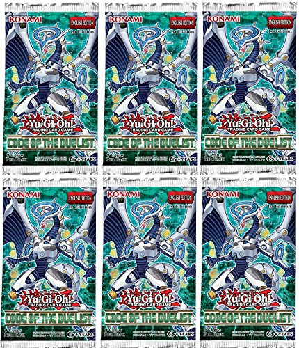 9 Card Booster Pack - 1