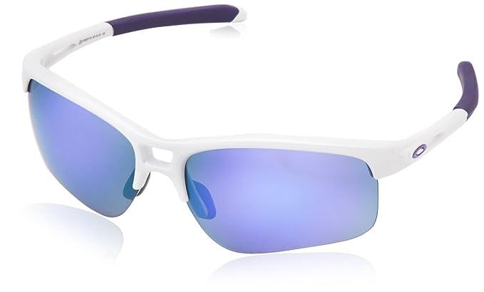 womens oakley rpm edge sunglasses  oakley rpm edge non polarized iridium rectangular sunglasses,arctic,62 mm