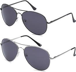 3732582438b02 Classic Tear Drop Polarized Aviator Sunglasses Pilot Cop Mens Womens