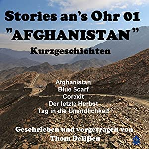 Afghanistan (Stories ans Ohr 1) Hörbuch