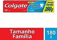 Creme Dental Colgate Máxima Proteção Anticáries 180g Promo Tamanho Família 180g