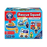 Orchard My First Puzzle, 6 Large-Piece Puzzles, Rescue Squad