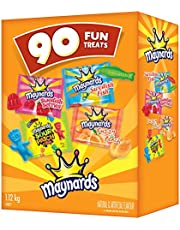 MAYNARDS Assorted Fun Treats Candy, Back to School Snacks, 90 count, 1.12KG