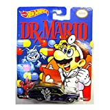 8 Crate Delivery Dr. Mario Hot Wheels Vehicle