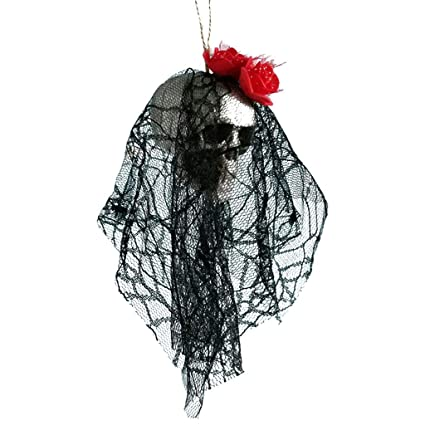 Amazon.com: Nstcher - Decoración colgante para Halloween ...