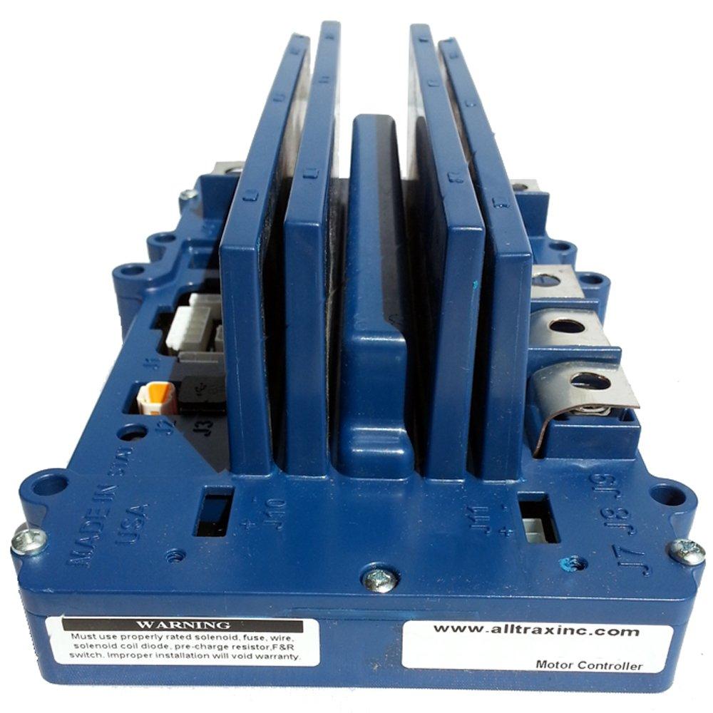 "Alltrax Controller - EZGO PDS Controller : XCT-48400 (Regen Carts ONLY) :  400 Amp for 36 & 48V - 20-22 mph & 20% More Torque vs Stock - CLICK""Sold  by: D&D ..."