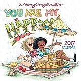 Mary Engelbreit 2017 Mini Wall Calendar: You Are My Happy!