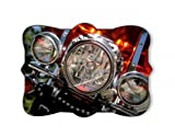 Rikki Knight Motorcycle Headlights Design Fancy