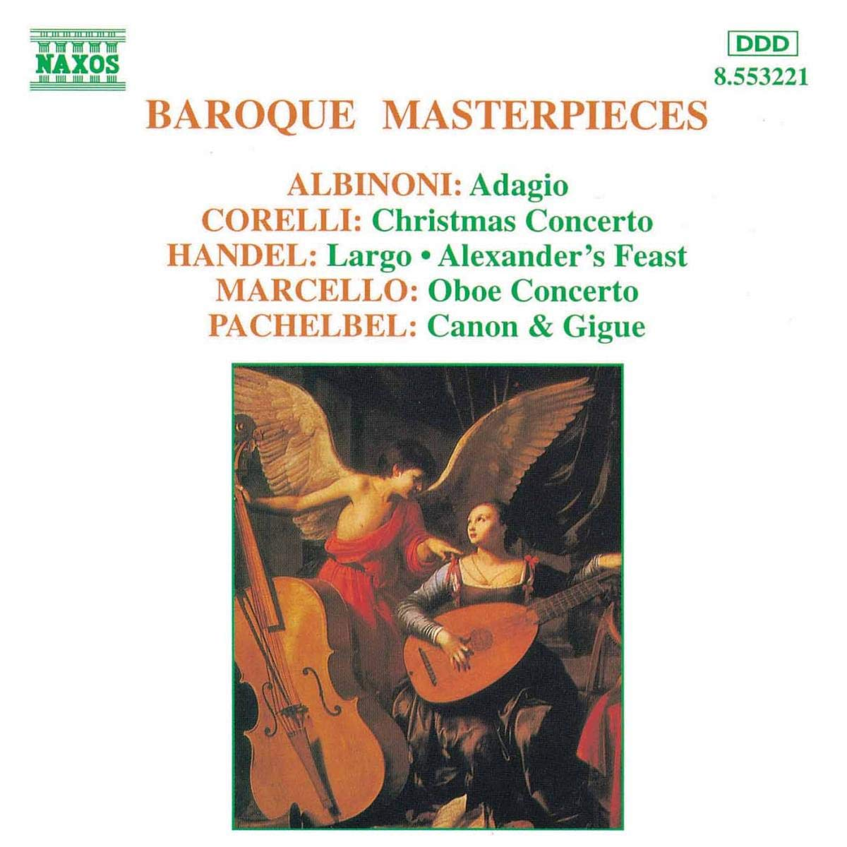 Chefs-DOeuvre Baroques: Interpreti Vari: Amazon.es: Música