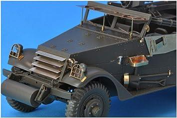Amazon.com: Pion Models 1/35 M3A1 Scout car Etching Set ... on