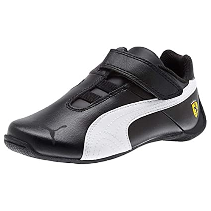 4f39f7d5700 Puma SF Ferrari Future Cat V - Zapatillas para niños  Amazon.es ...