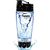 Tsunami Protein Pro 'India'S Most Advanced & Powerful Protein Mixer' - (Bold Black) (Rechargeable)