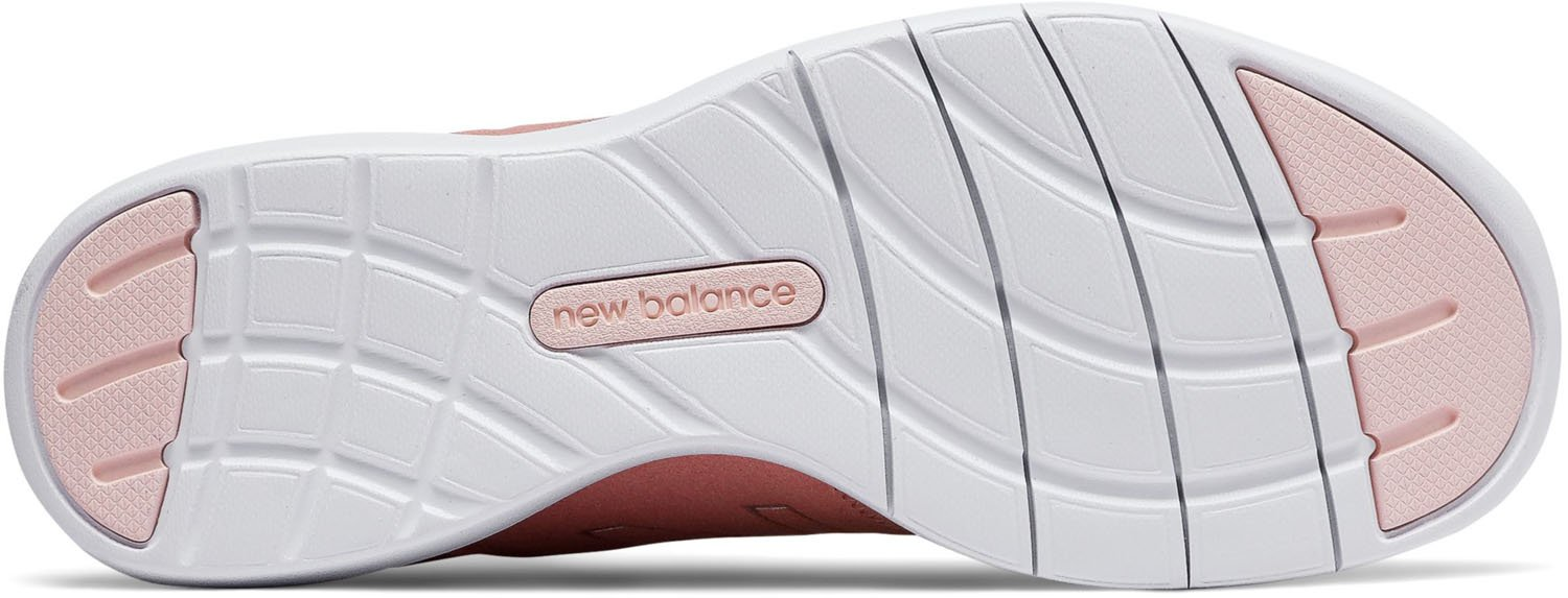 New Balance Women's 415v1 Cush + Sneaker B075216T2Y Metallic/White 5 D US|Dusted Peach/Champagne Metallic/White B075216T2Y 8badb2