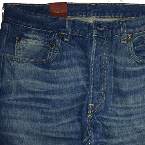 Blau Jeans sommerso Homme Levi's Original Fit 501 blu 0twvnXqzx