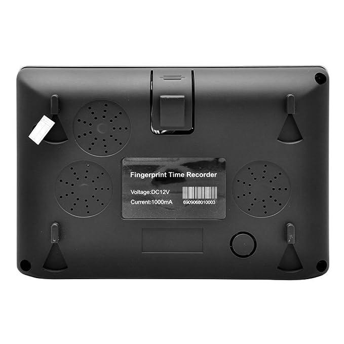 Amazon.com : 2016 New Biometric Fingerprint Attendance Time Clock+ID Card Reader+TCP/IP+USb : Camera & Photo