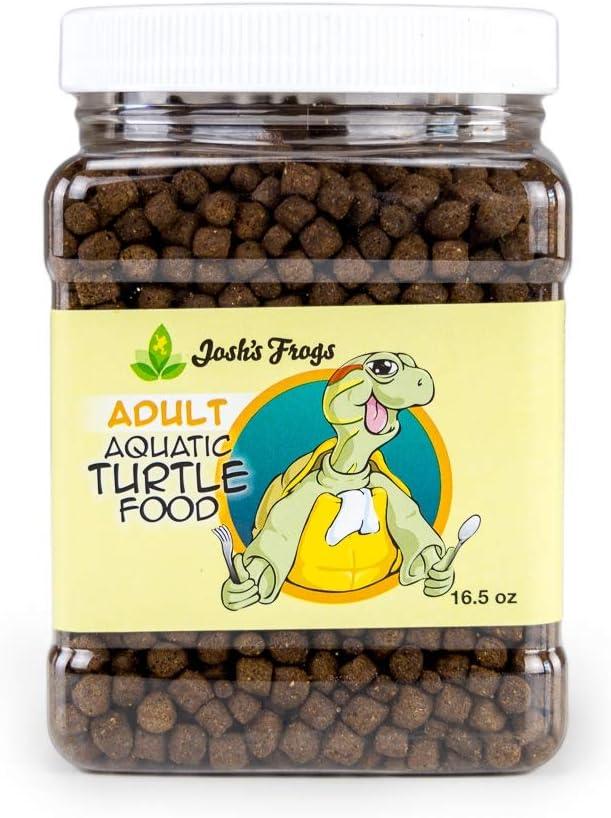 Josh's Frogs Adult Aquatic Turtle Food (16.5 oz)
