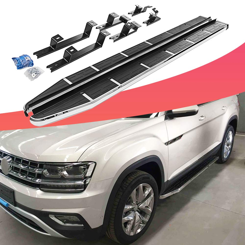 SnailAuto Fit for 2020 Ford Explorer Side Steps Running Boards Footboard